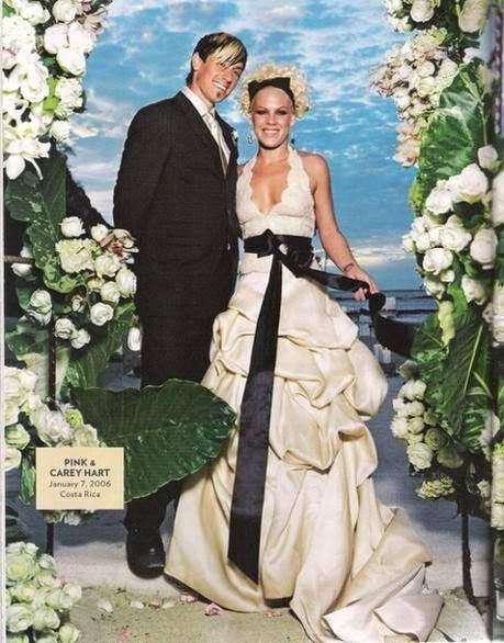 P Nk Carey Harts Wedding 7th Jan 2006