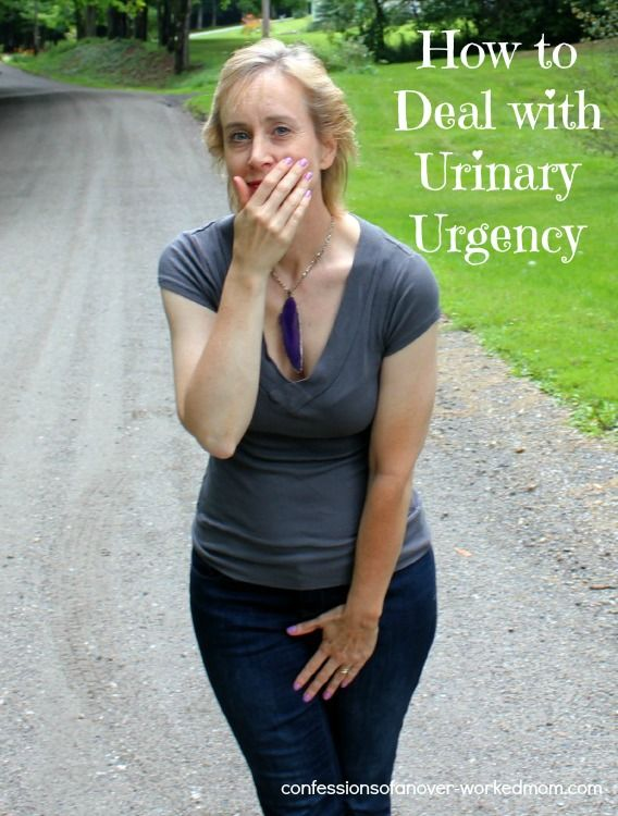 How To Deal With Urinary Urgency  Healthy Living For Busy -7107