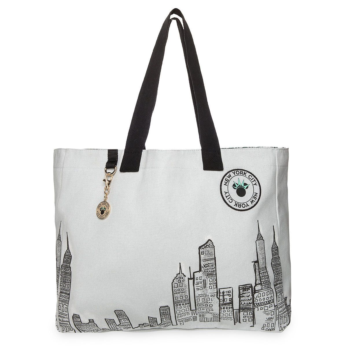 New York Photo Canvas Tote Bag