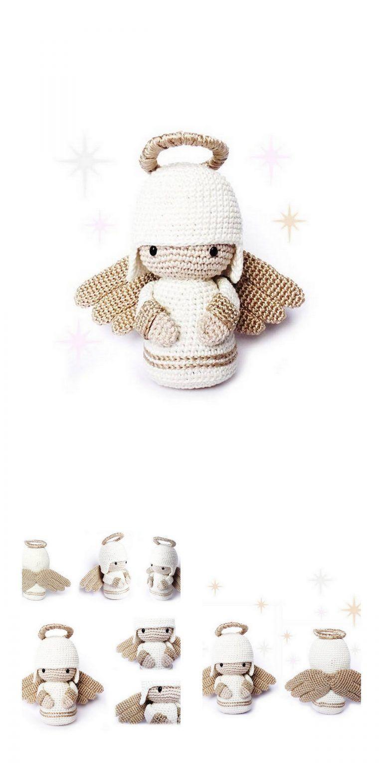 Amigurumi natalizi: schemi e tutorial per decorazioni e pupazzi ...   1536x768
