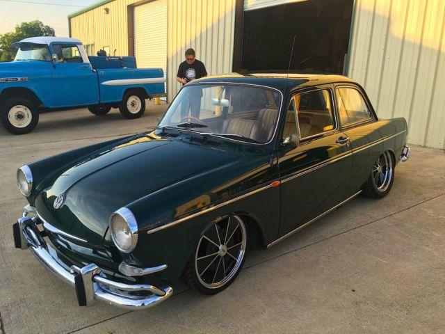 1965 Volkswagen Aussie Rhd Notchback Jesse James Custom