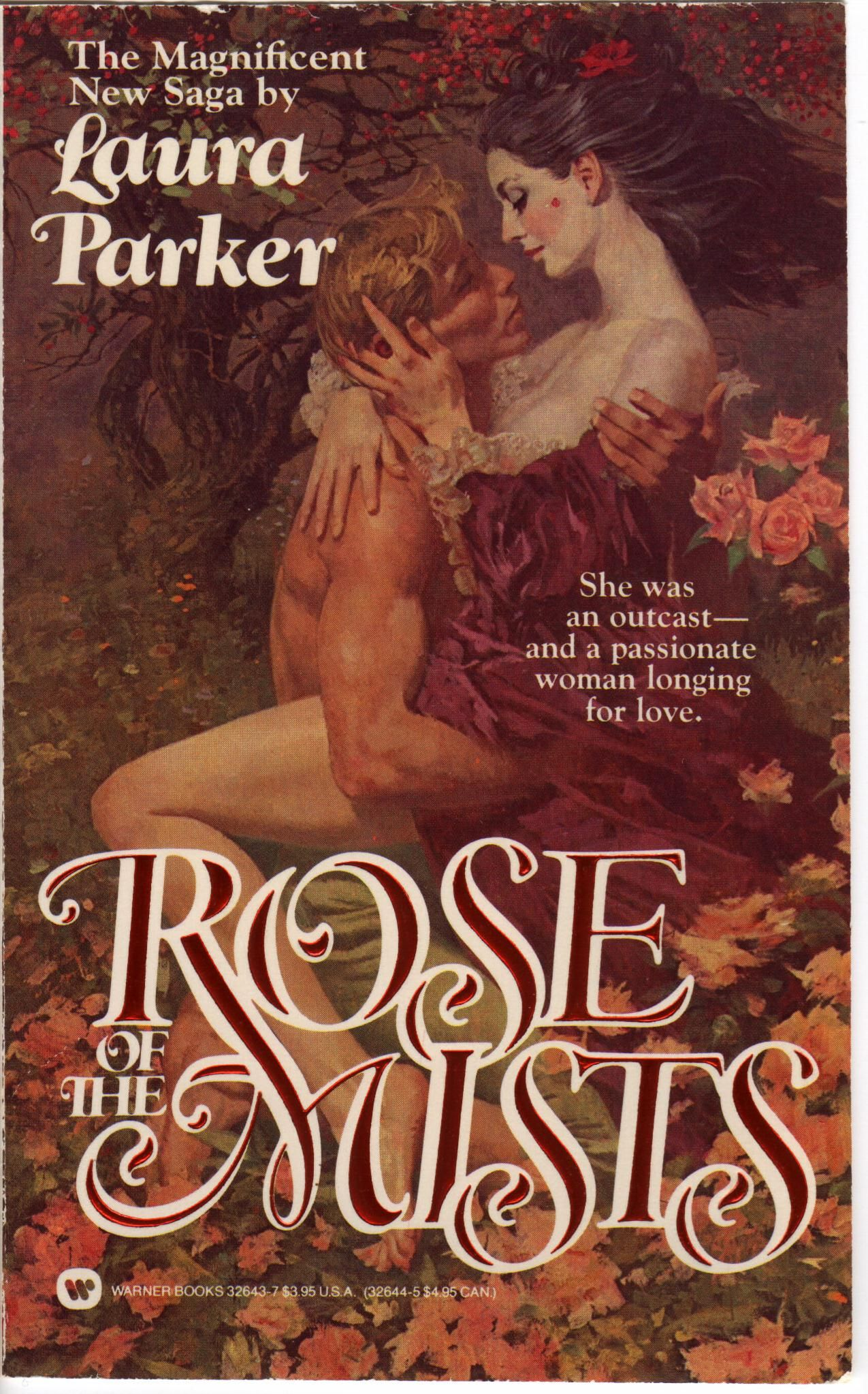 Rose of the Mists, book 1 in the Rose trilogy, by Laura Parker
