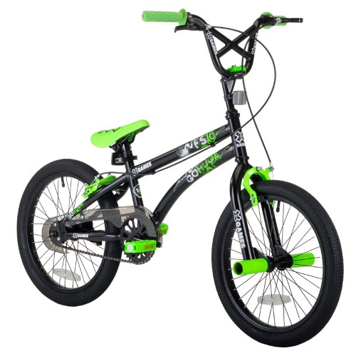 X Games 18 In Freestyle Bike With Images Bmx Bikes Boy Bike