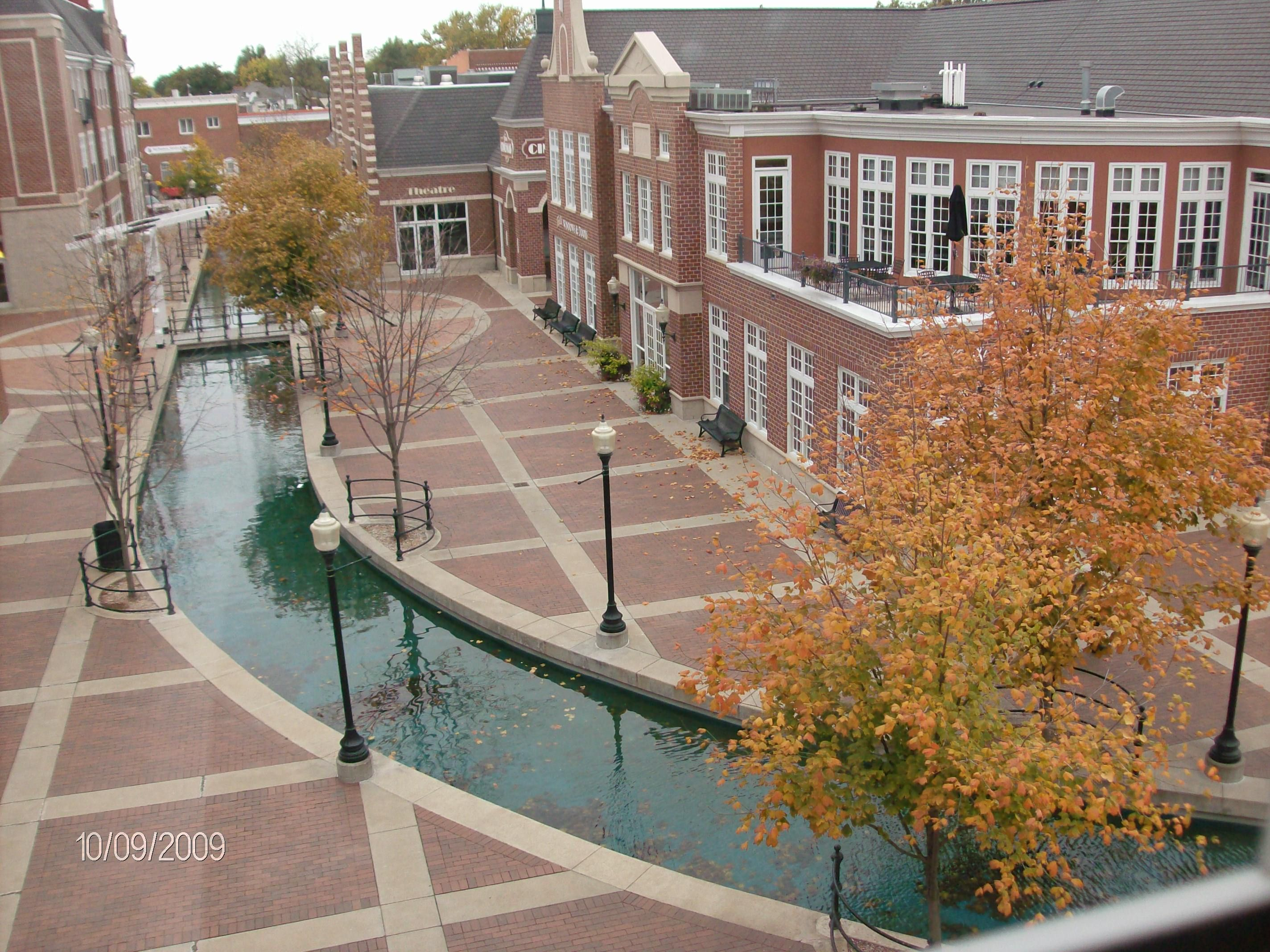 Pella Iowa C View From Royal Amsterdam Hotel Window Photo By Marti Schuller