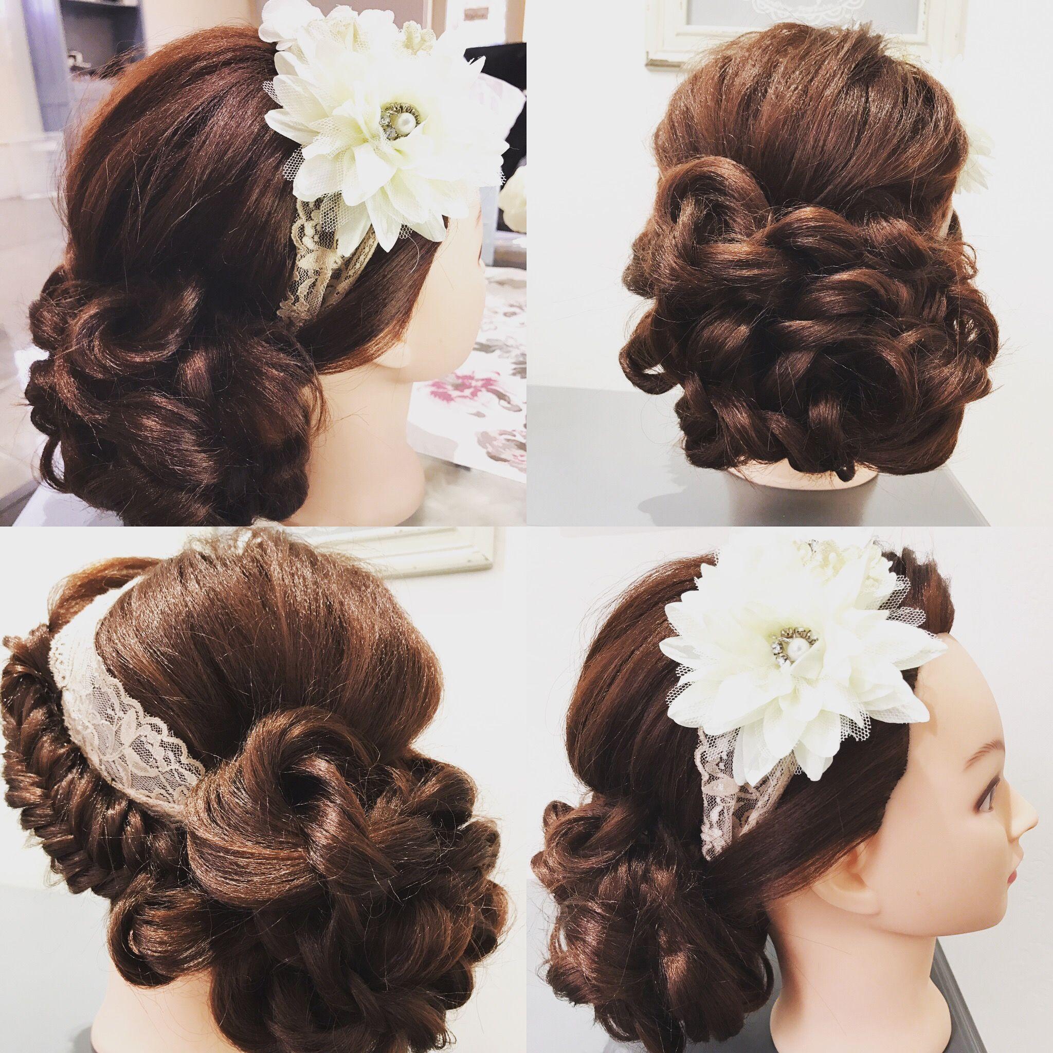 Bridal Updo Powder Room Hair And Wedding Boutique Albuquerque Nm