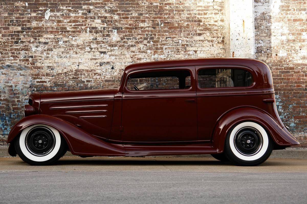1934 Chevrolet Master Sedan Kustom for sale | Hemmings Motor News ...