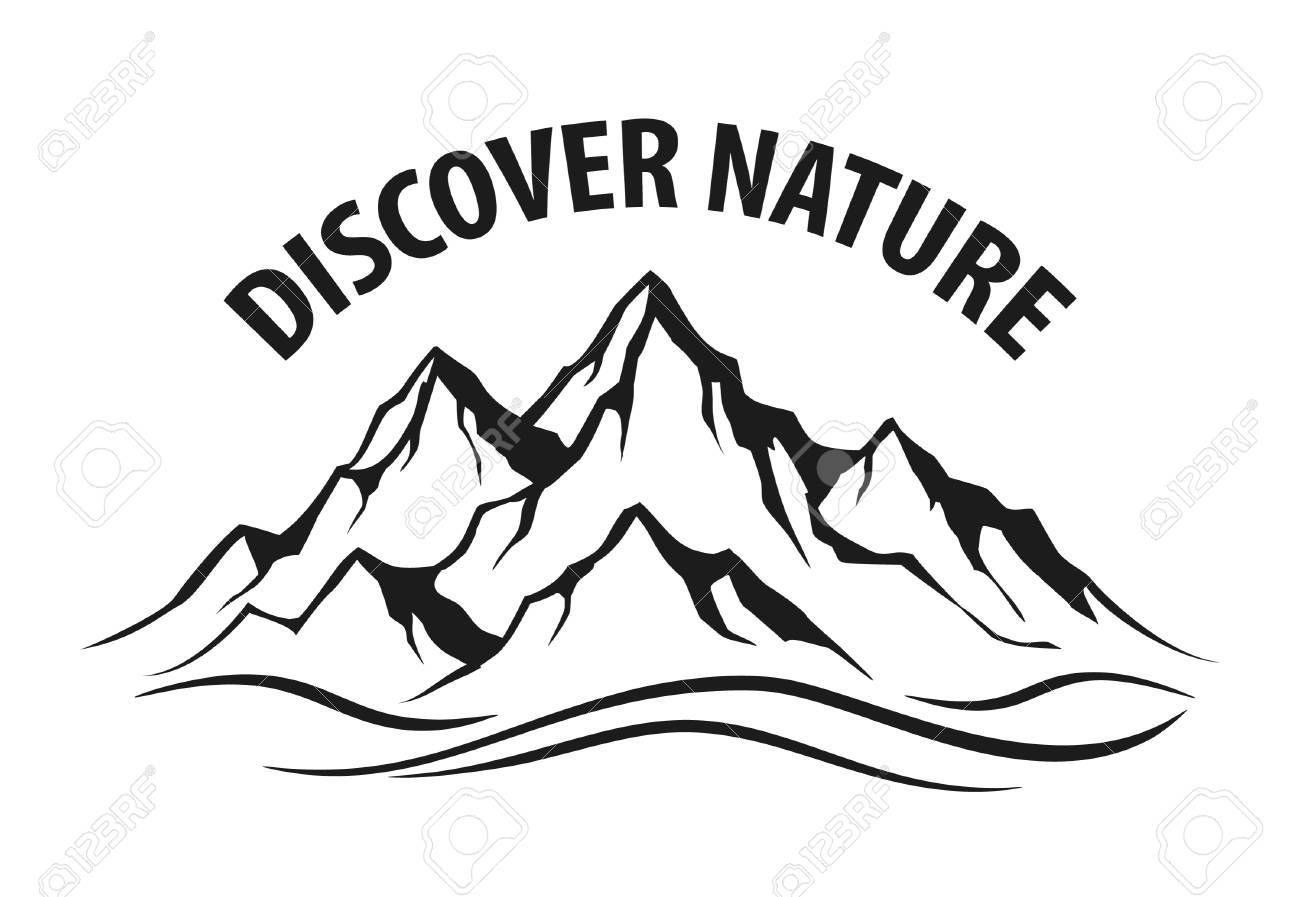 Image result for mountain silhouette line art artsy in