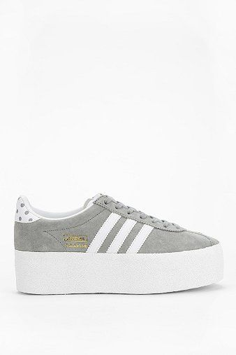 new product be12e 61d9f Plataforma. adidas Gazelle Platform Sneaker Zapatillas All Star, Zapatillas  Adidas, Zapatos Pump, Zapatillas Deportivas