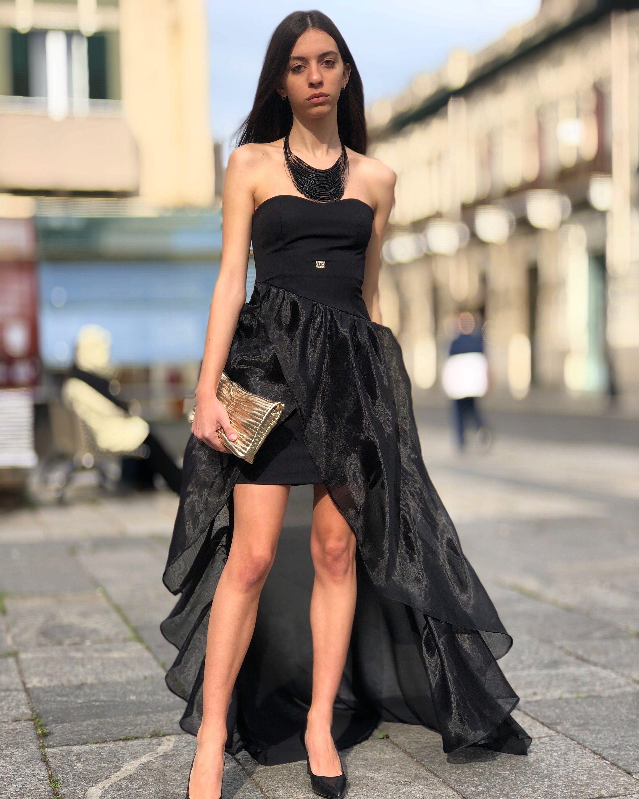 782ba49022e7 Abito Roberta Biagi - Roberta Biagi - Gogolfun.it | Abiti eleganti da  cerimonia nel 2019 | Fashion, Dresses e Style