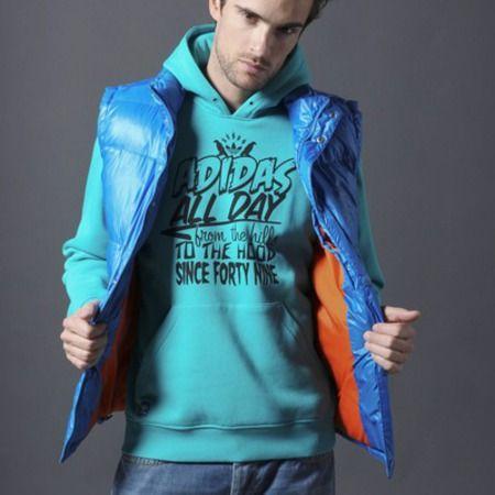 Sport Suisses Sans Homme Manches Doudoune Originals Adidas 3 qEBpU