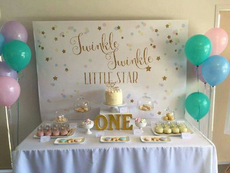 1 Year Birthday Decoration