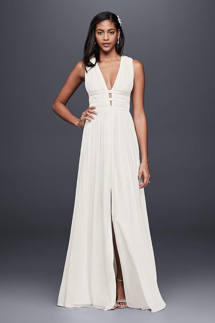 a0fbfe327e5 Long Sheath Tank Formal Dresses Dress - Nicole Miller. Long Sheath Beach  Wedding ...