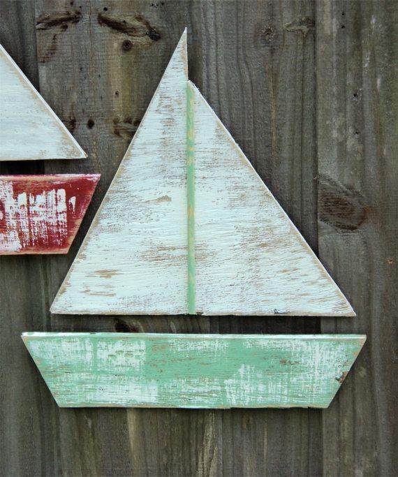 Sailboat, Sailboat Art, Lake House Decor, Sailboat Artwork
