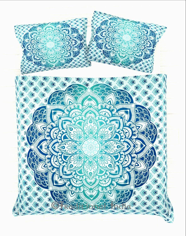 reversible ip com bedding purple ombre walmart comforter latitude set blue ruched complete