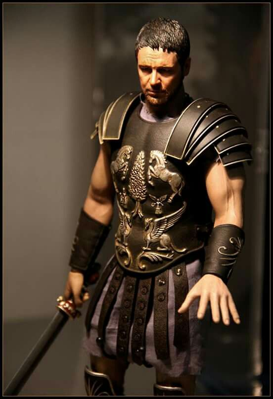 Gladiator Russell Crowe | ACTION FIGURES & COLLECTIBLE ...