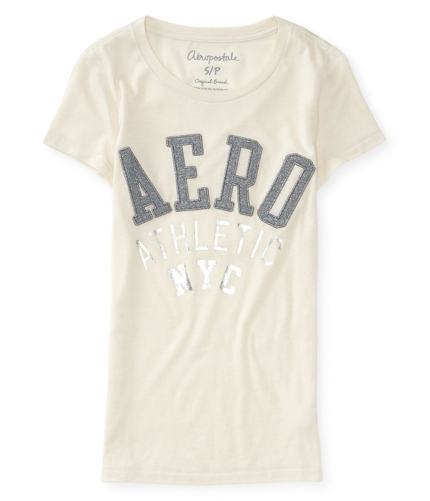 3fd8328f3ef81 Block Logo Graphic T - Aeropostale | Love that Top in 2019 | Mens ...