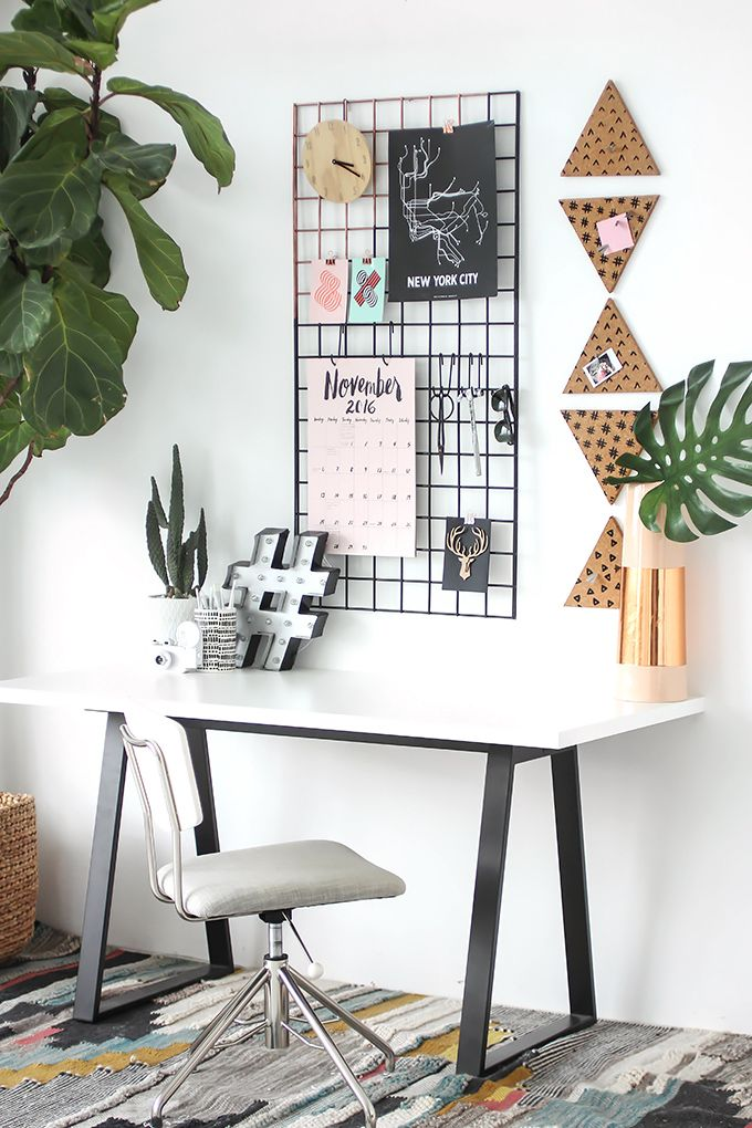 My Diy Grid Wall Organization I Spy Diy Bloglovin Diy
