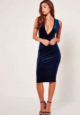 26+ Plunging neckline dress information