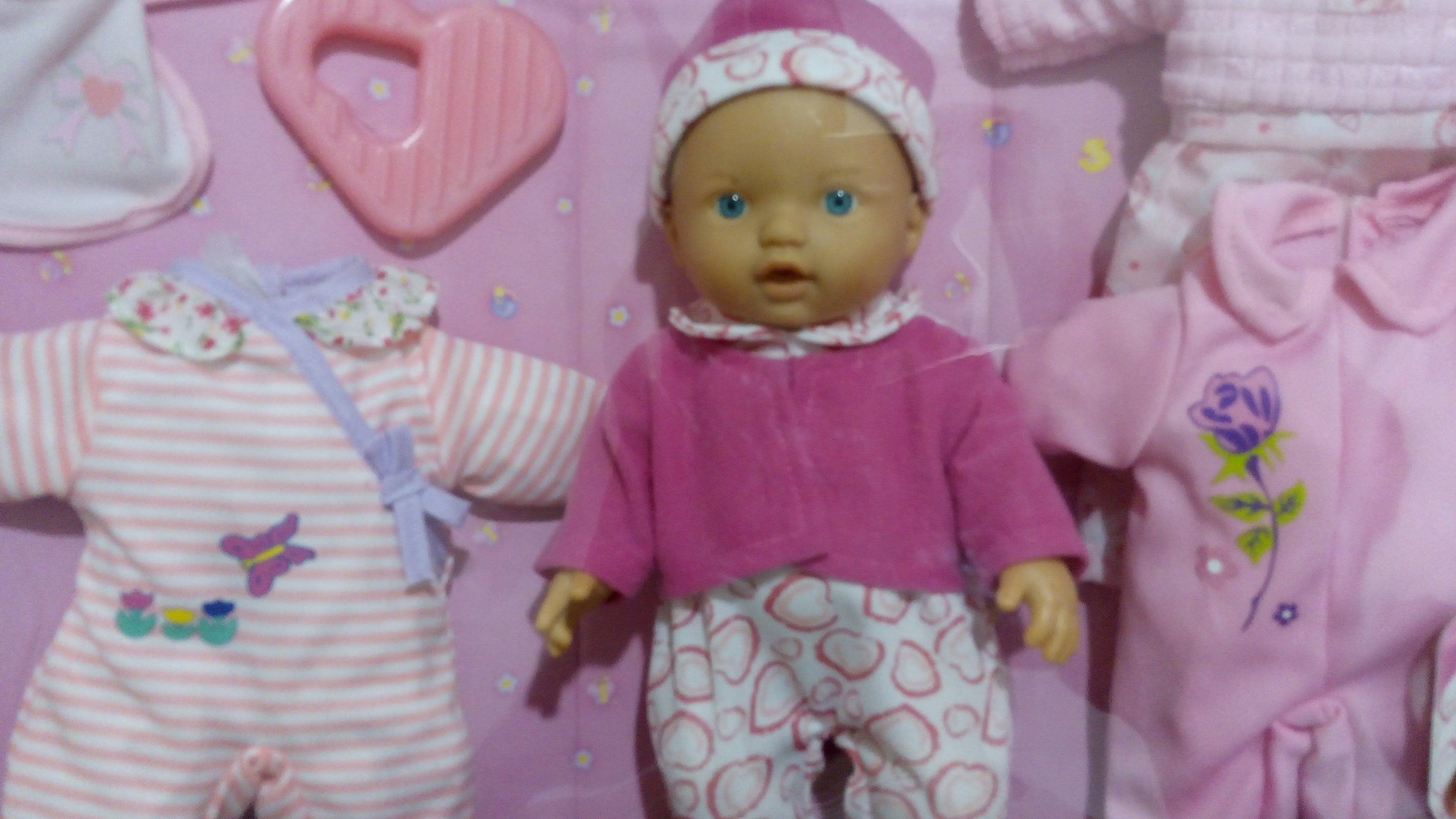 العاب تلبيس الطفل البيبي الصغير العاب بنات 3 أطقم ملابس العاب عبير Best Kids Toys Kids Toys Cool Kids