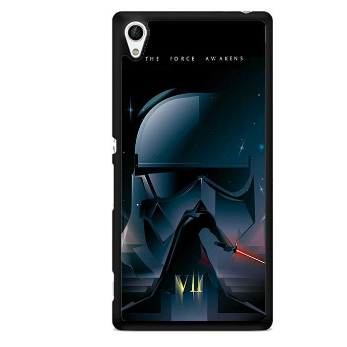 Star Wars Episode Vii The Force Awakens TATUM-10007 Sony Phonecase Cover For Xperia Z1, Xperia Z2, Xperia Z3, Xperia Z4, Xperia Z5