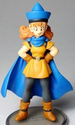 Dragon Quest IV - Alena - Dragon Quest Character Figure Collection 1 - Character Figure (Square Enix)