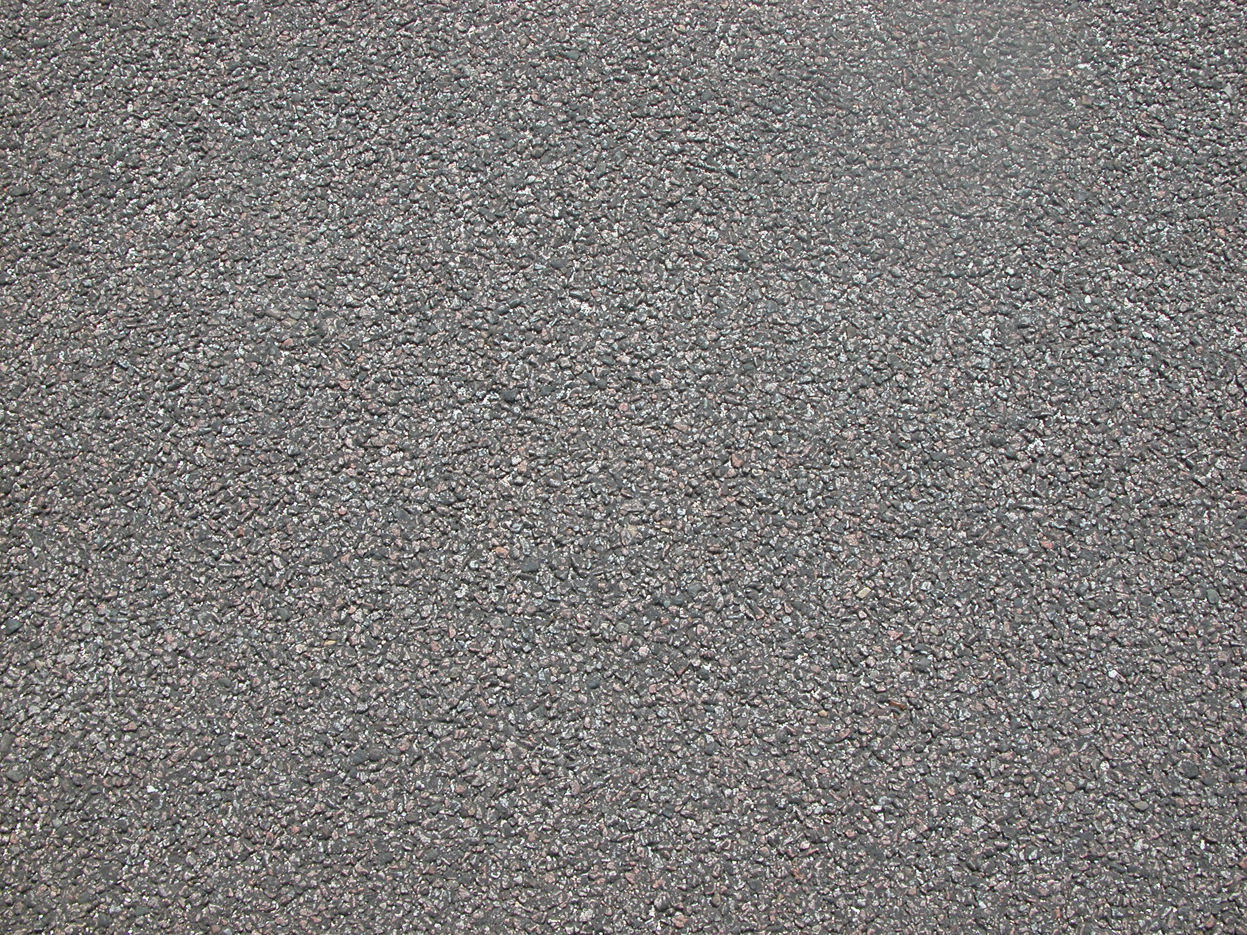 Asphalt Road Tarmac Black