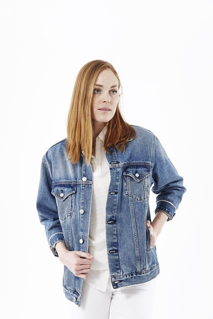 Cecil denim jacke