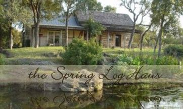 the spring log haus bed and breakfasts pinterest haus logs