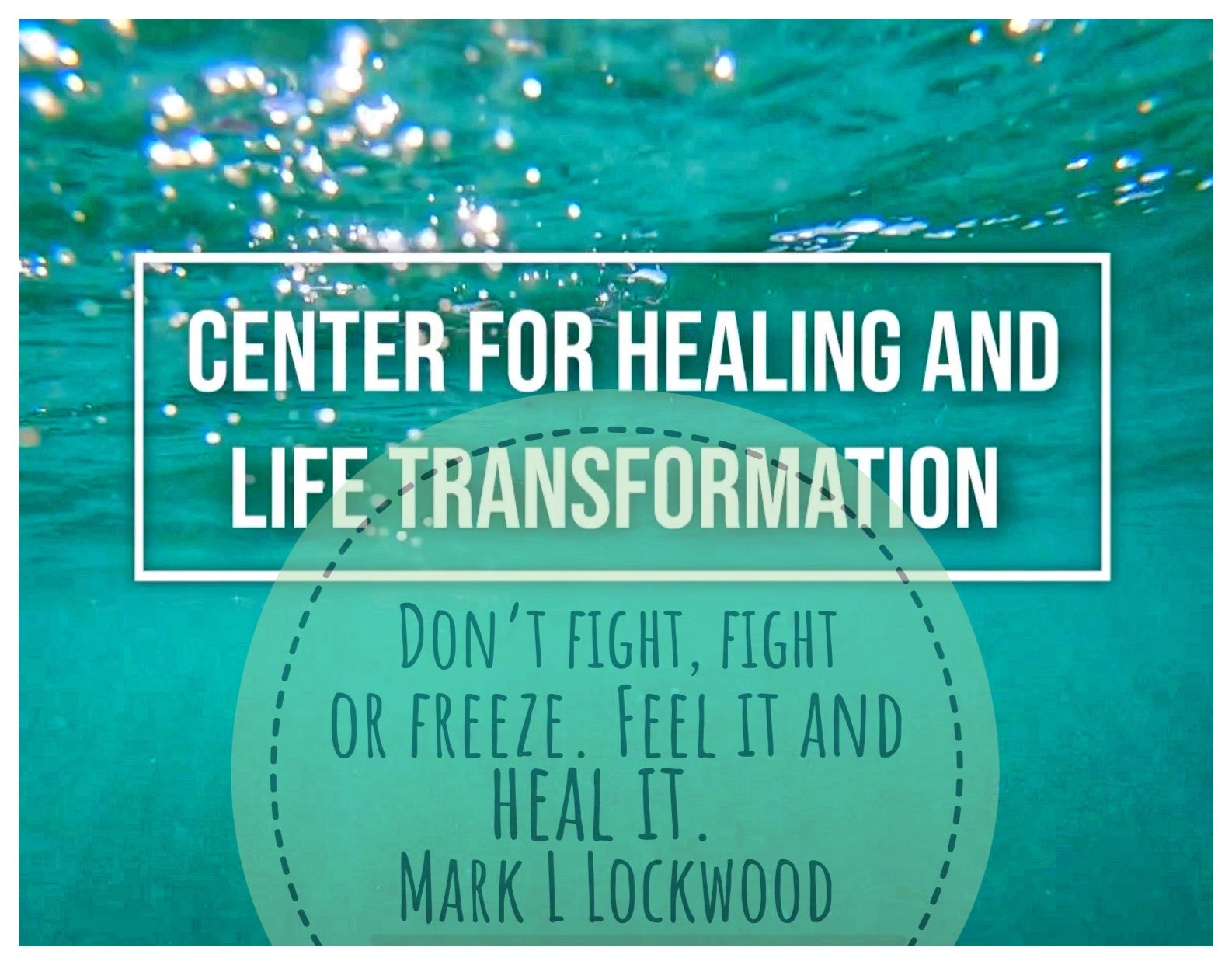 Pin On Center For Healing And Life Transformation