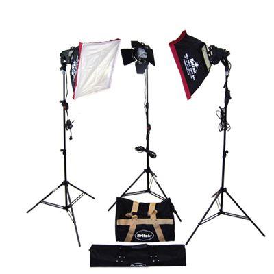 900w Halogen Light Kit Ultra Portable Series Halogen Lighting Light Halogen