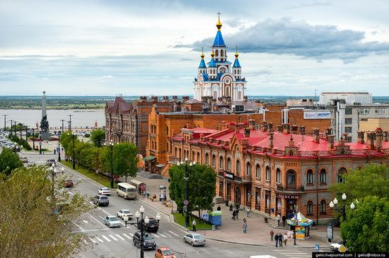 Khabarovsk one of the largest cities of the far east of russia khabarovsk one of the largest cities of the far east of russia publicscrutiny Image collections