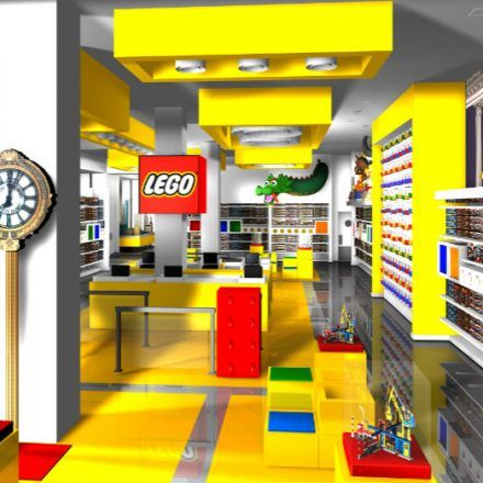 The Lego Store - Gift & Specialty Shops - Shop at a perfect place ...