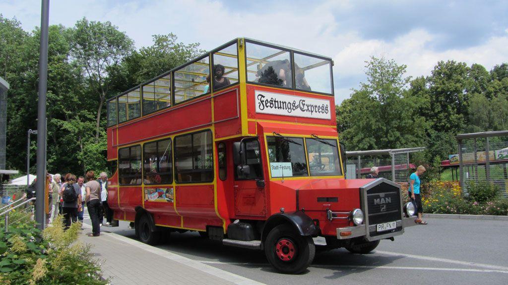 Alle Größen   Festung Königstein - MAN Bus Festungs-Express   Flickr - Fotosharing!