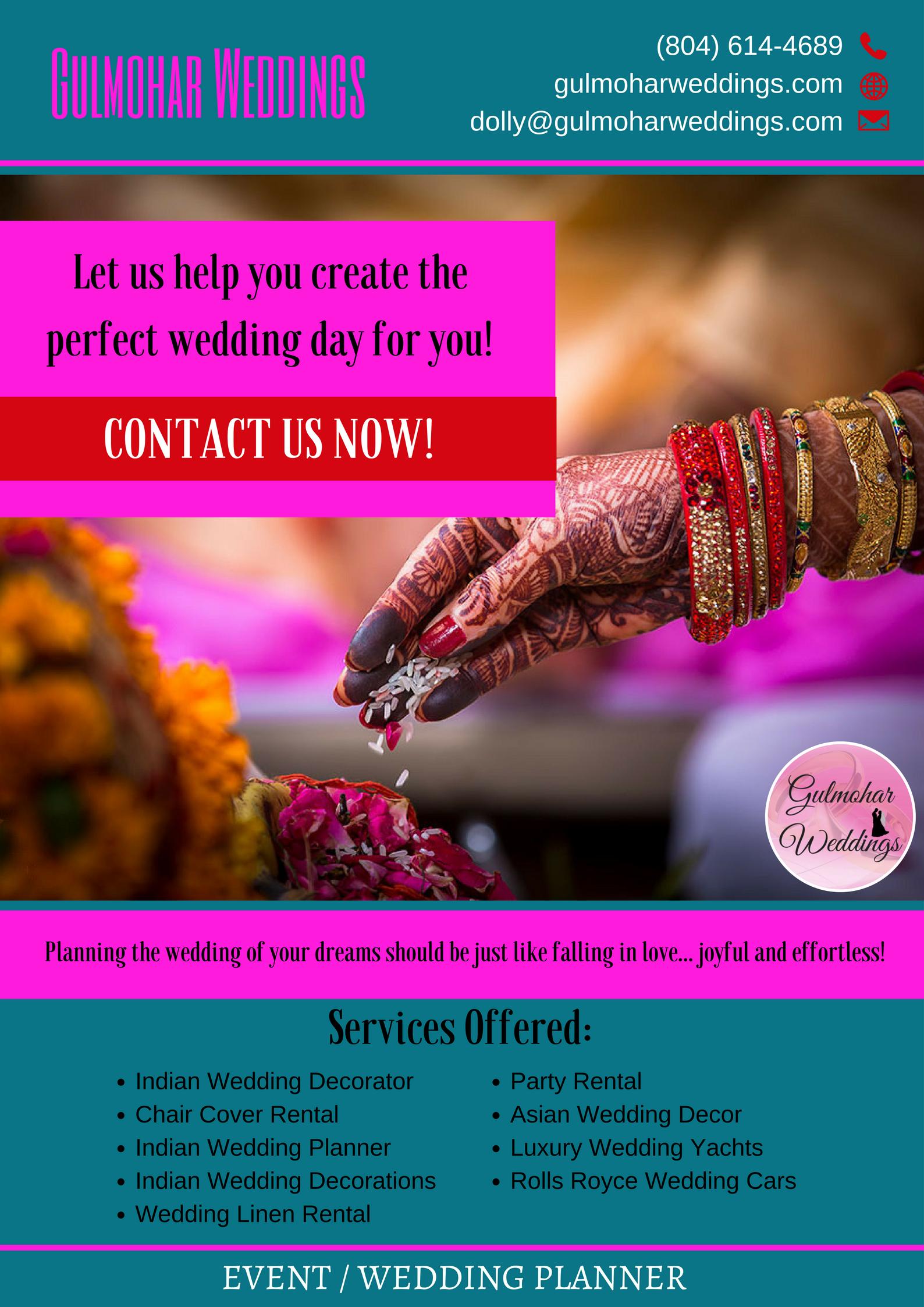 Services Offered Indian Wedding Decorator In Richmond Va Indian Wedding Decorator In Virgi Beach Wedding Locations Asian Wedding Decor Michigan Wedding Venues