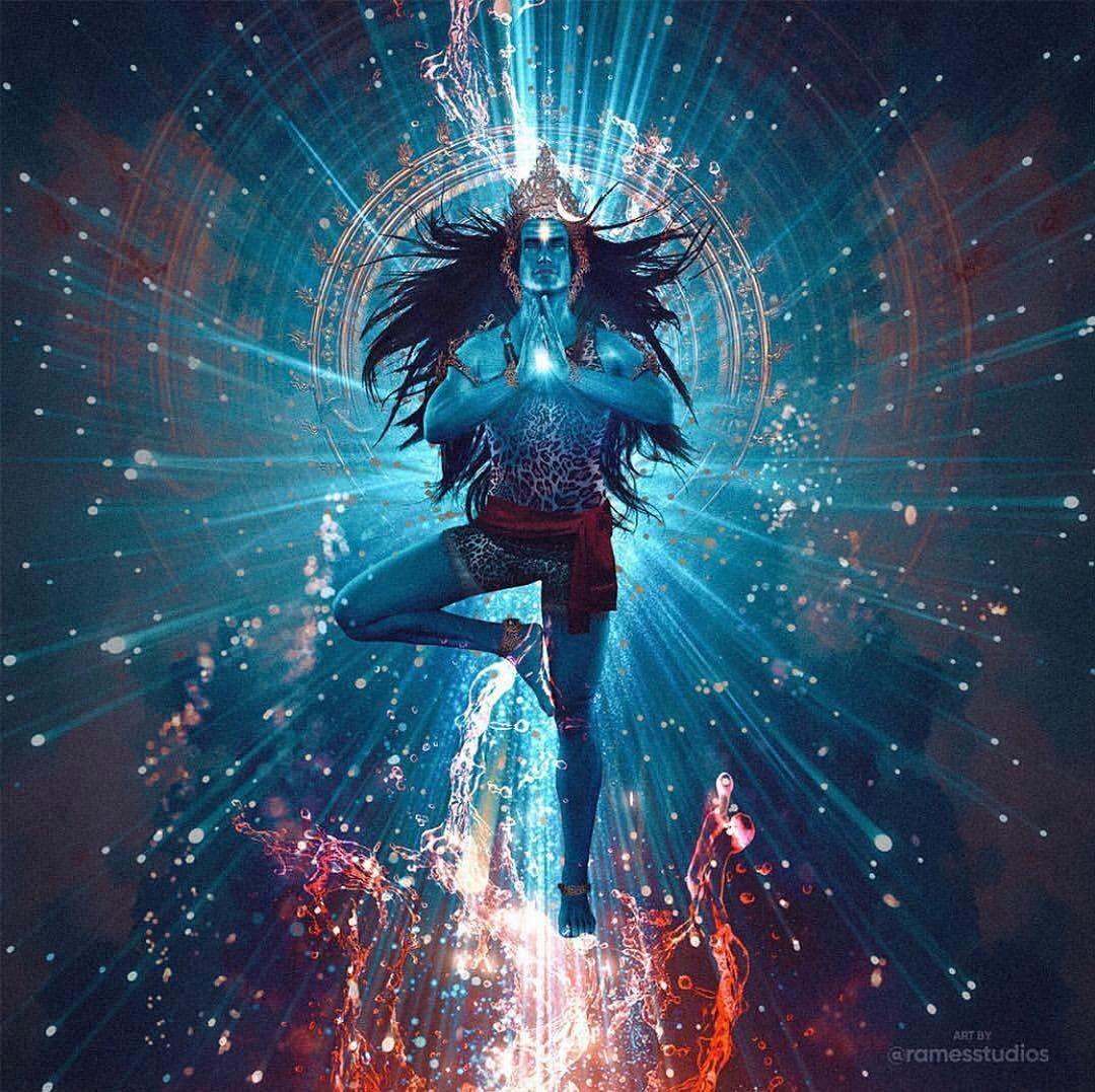 Meditation Music Shiva Meditation Lord Shiva Painting Lord Shiva Hd Wallpaper