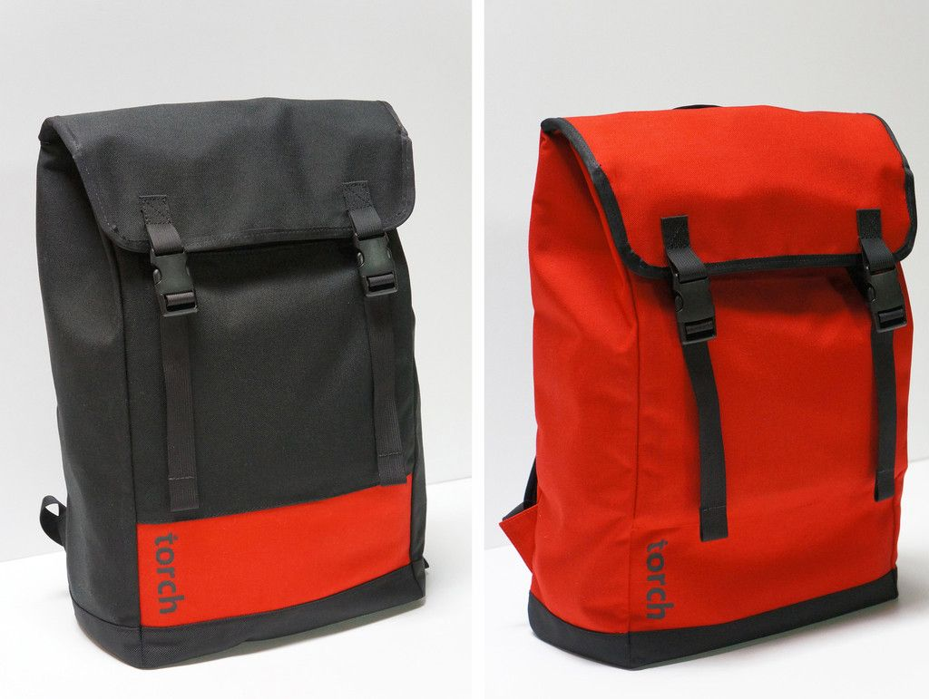 Great bag for motorcycling. Has a like built in the back for more ...
