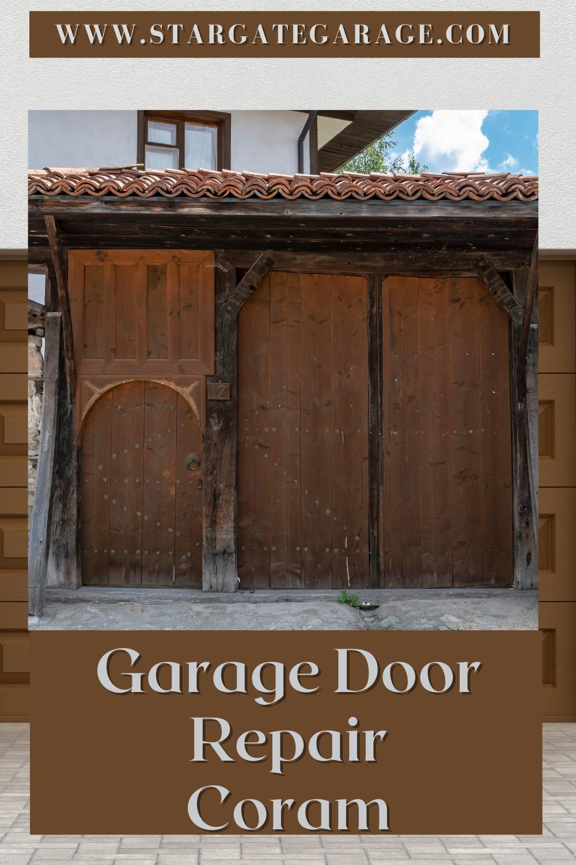 Garage Door Repair Coram In 2020 Garage Doors Garage Door Installation Door Repair