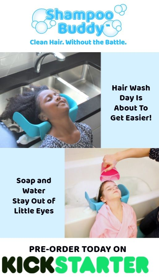 Hair Washing At Home Just Like At The Salon Turns Your Sink Or