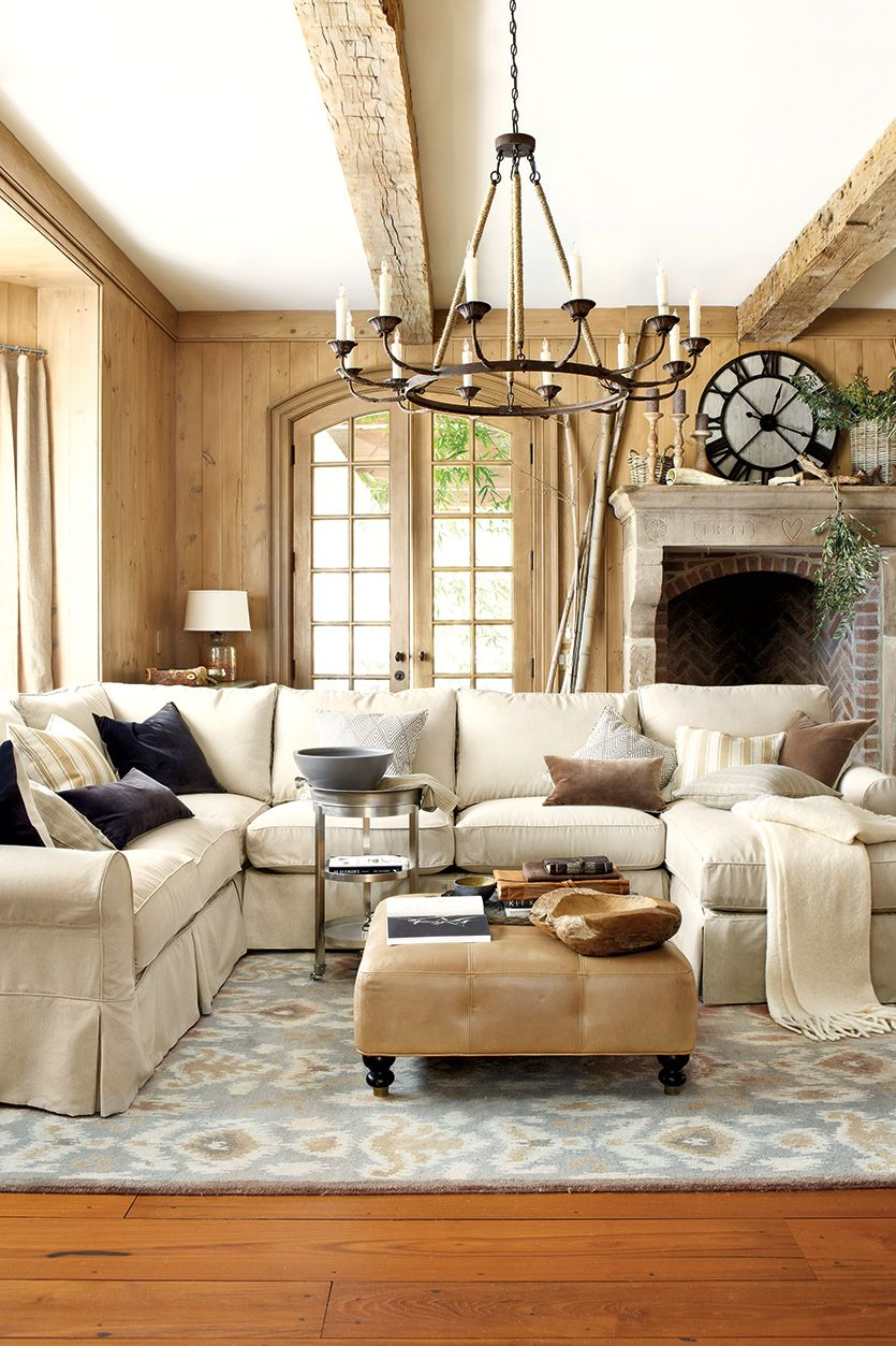 living room ideas with leather furniture%0A    Living Rooms Without Coffee Tables