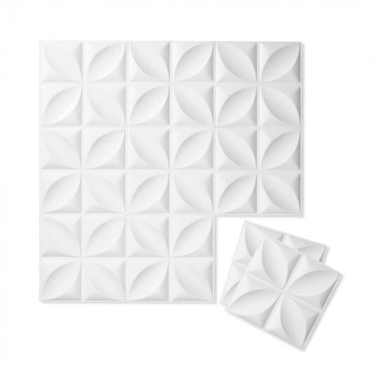 Wall Flats Pressed Paper Tiles 3d Wall Panels Modern Wall Tiles Dimensional Wall Decor