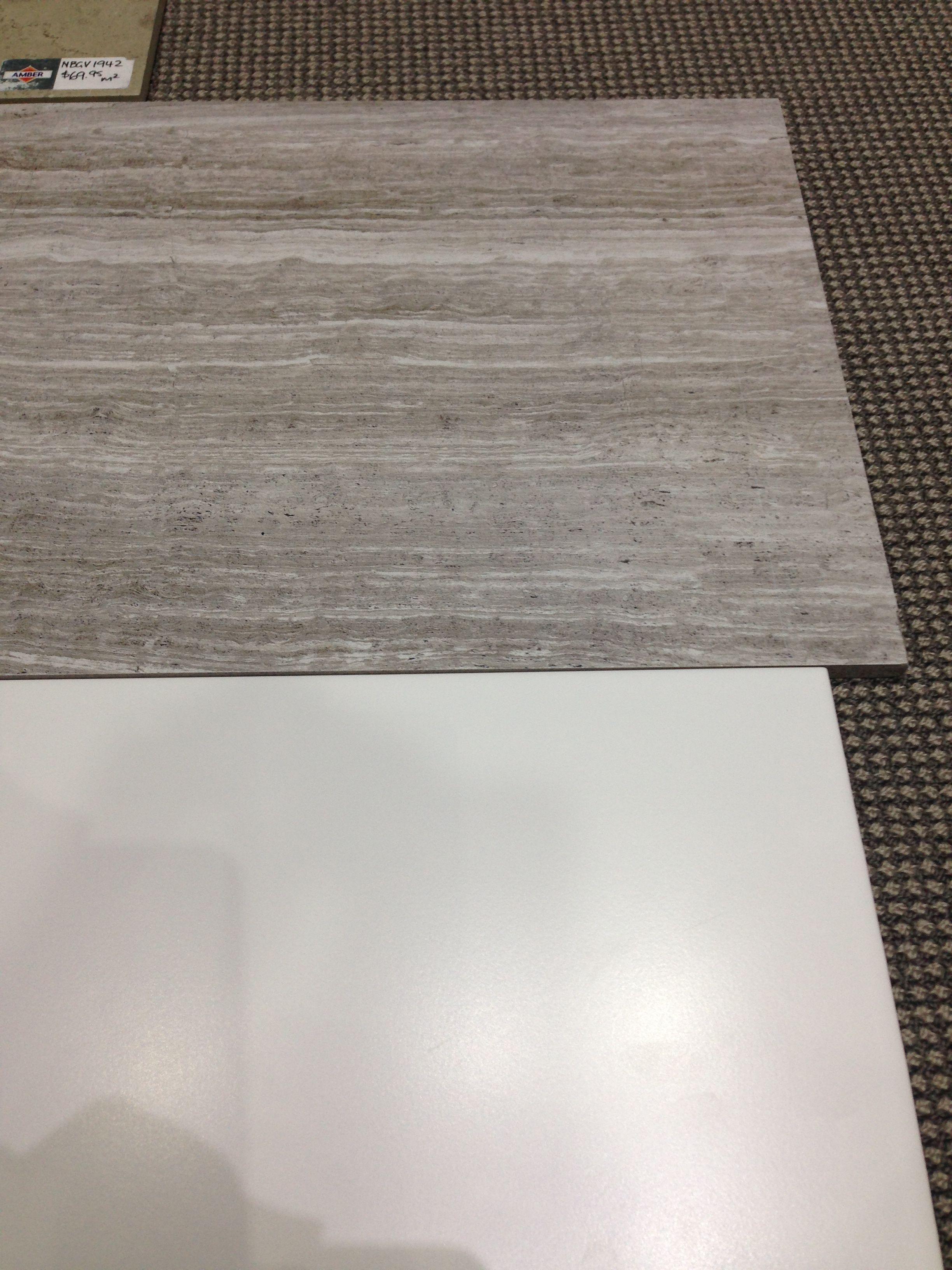 bathroom floor tile and white satin wall tile amber tiles annata rh pinterest com