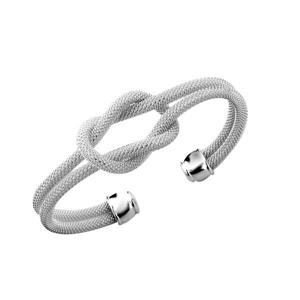 Tiffany Network Knot Bracelet Bridesmaid Gift With Note Saying Thank You For Helping Me
