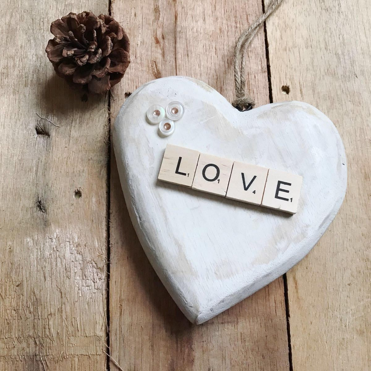 Hanging Heart Heart Sign Hanging Heart For Wall Hanging Heart Decoration Hanging Door Decoration Heart Plaque Wood Heart For Wall Christmas Signs Wood Heart Decorations Wooden Hearts