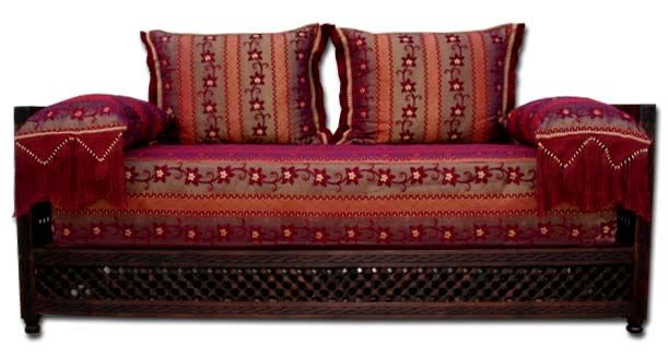 Moorish room moorish furniture living room set middle for Est living room sets