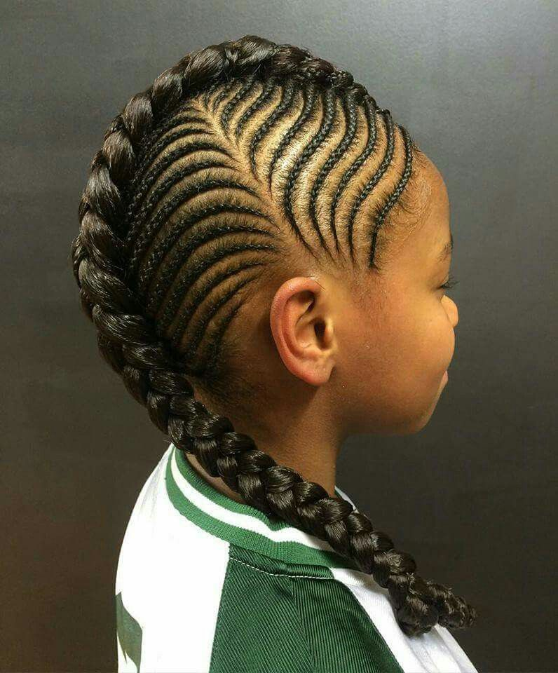 Braided Archives African American Hairstyle Videos Aahv Girls Hairstyles Braids Kids Hairstyles Kids Braided Hairstyles