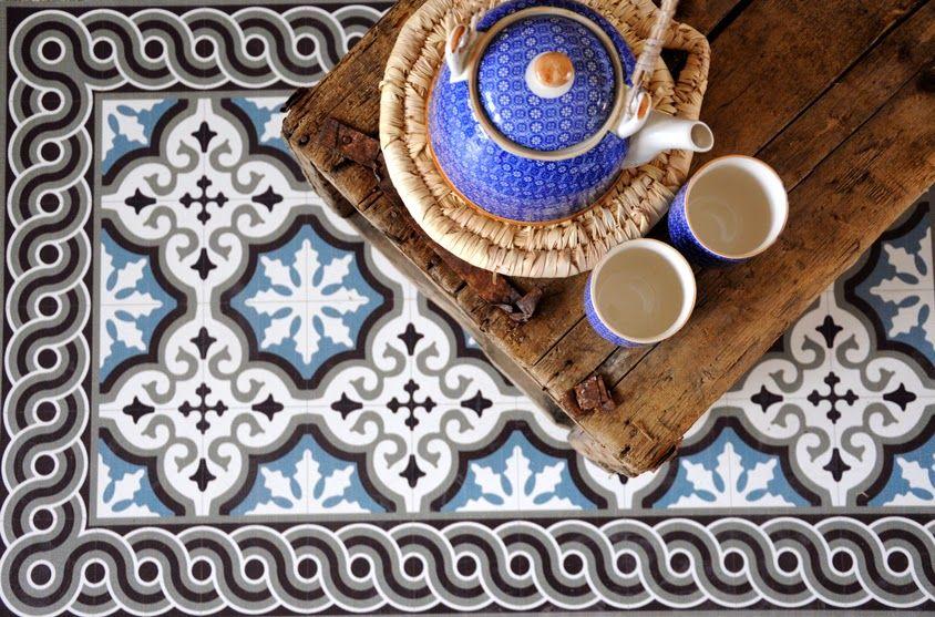 I tappeti in vinile di beija flor blog arredamento for Arredamento tappeti