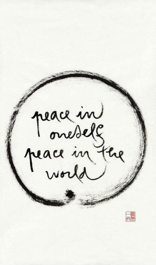 Life image by mirian Silva | World peace, Thich nhat hanh ...