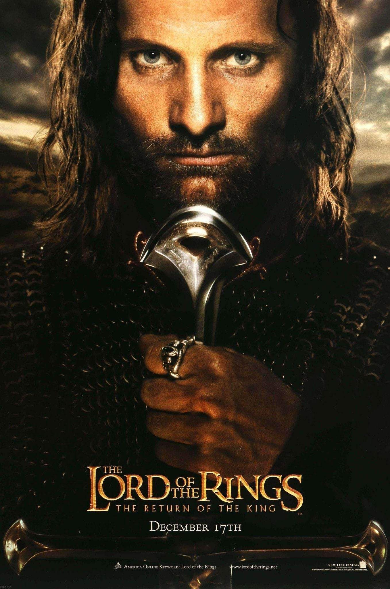 Lord Of The Rings The Return Of The King 2003 Lord Of The Rings The Hobbit Favorite Movies