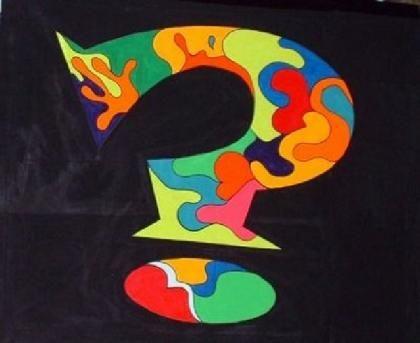 """Tejiendo palabras con arte 2: El uso de """"por qué"""", """"porque"""", """"porqué"""" y """"por que""""."""