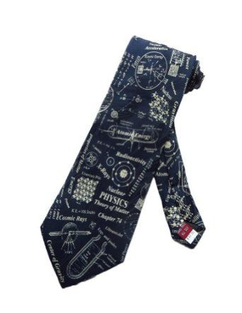 amazon com museum artifacts mens nuclear physics science necktie rh pinterest com